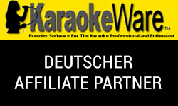 KaraokeWare Deutscher Affiliate Partner