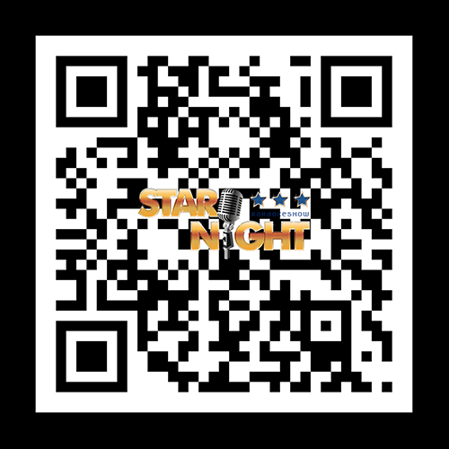 Star Night QR Code